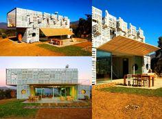 Casas modulares fabricadas con contenedores: baratas y ecológicas – Blog de residuos de la Mancomunidad de la Comarca de Pamplona - via http://bit.ly/epinner