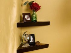 etagere-d-angle-murale-simple