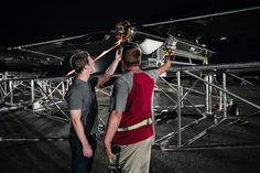 Facebook's Solar-Powered #Internet Drone Takes Its First Flight.  Facebook has successfully completed a test flight of a #solar-powered drone that will beam internet from the sky.  The drone, called Aquila, is a carbon fiber aircraft that weighs about a third of an electric car, but has a wingspan bigger than a Boeing 737 airplane. It flies on solar power during the day and battery power at night (its batteries are responsible for about 50% of its mass). http://wef.ch/2aoBMJ2