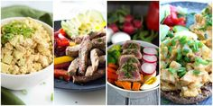 10 Healthy Low-Carb Lunch Recipes