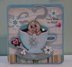 Cindy's Scraptastic Designs: Cocoa Warms the Heart!