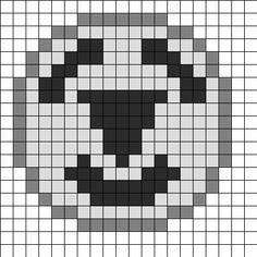 Pokémon Metal Energy bead pattern