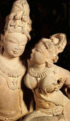 Shiva et Shakti