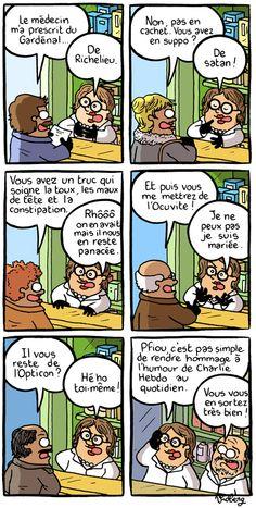 Martin Vidberg. Lemonde.fr 13-02-15 En homenaje a Charlie Hebdo