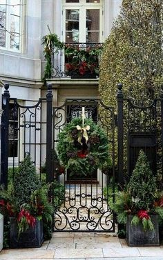 Outdoor Holiday Decoration