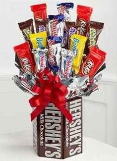 I'll change it all to reeses for my man :)