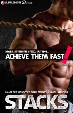 #Stacks #BodyBuildingStacks #BestLegalSteroids  BEST STACKS FOR BODYBUILDING: LEGAL STEROID
