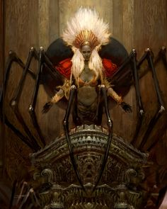 Worship of the Spider Queen is forbidden in Mazroc...subject to immediate prison and in some cases death.