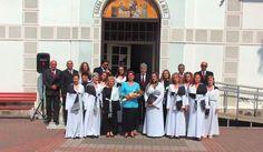 """Meшовити хор Шуматовац имао је част да учествује на највећем музичком догађају за православну музику на Балкану, Међународном фестивалу духовне православне музике ''СВЕТА БОГОРОДИЦА - ДОСТОЈНО ЈЕСТ"""" у Поморју, у Бугарској"""