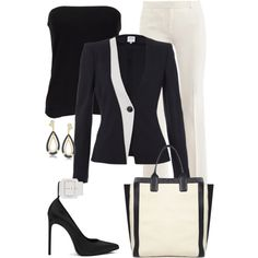 """Business Attire"" by zeinab-adel on Polyvore"
