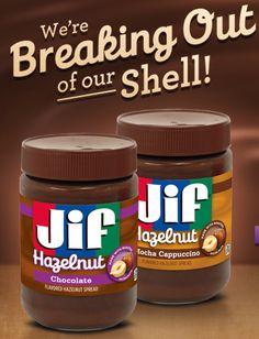 High Value $1.50/1 Jif Hazelnut Spread Coupon!