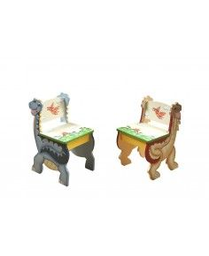 Dinosaur Chairs Dinosaur Baby Nurseries, Hand Painted Chairs, Painted  Furniture, Furniture For Kids