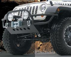 Smittybilt Front Bumper for JK Jeep Wrangler