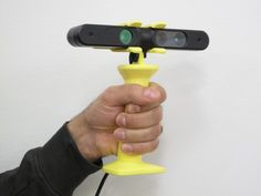 3ders.org - How to upgrade your Asus Xtion into a handheld 3D scanner | 3D Printer News & 3D Printing News