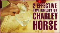 How To Get Rid Of Charley Horse (Leg Cramps At Night)