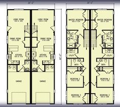 Manufactured duplex floor plans gurus floor for Modular duplex floor plans