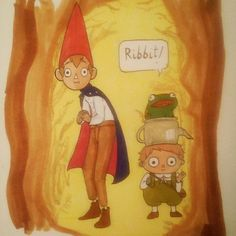 """¤EN¤ This weekend I've watched """"Over the Garden Wall"""" and I loved it! This is a lazy sketchbook fanart I did while I watched it for the second time. . . ¤SP¤ Recomiendo muchísimo que veais """"Más Allá del Jardín"""". Me he tirado la mitad del fin de semana alucinando con esta mini serie.  #drawing #markers #ink #dibujodiario #overthegardenwall #cartoon #sketchbook #sketchdaily #brothers #cartoonnetwork #másalládeljardín Over The Garden Wall, Cartoon Network, Two By Two, Fan Art, My Love, Drawings, Mini, Instagram Posts, Fictional Characters"""