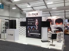 BIOTHIK HAIR THICKENING PRODUCT AT SYDNEY HAIR EXPO