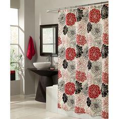 Main bath....M. Style Full Bloom 70' x 72' Shower Curtain - Bed Bath & Beyond