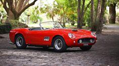 Ferrari 250 GT SWB California Spider - Gooding & Company | Mathieu Heurtault