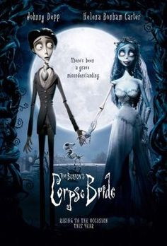 Corpse Bride (2005) movie #poster, #tshirt, #mousepad, #movieposters2