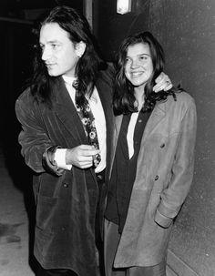 Bono + Ali Hewson
