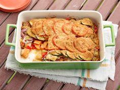 Tomato Vegetable Casserole Recipe : Giada De Laurentiis : Food Network - FoodNetwork.com