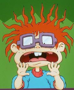Chuckie #rugrats