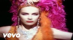 Annie Lennox - Why (Official Music Video).  Love her so much.  This is another of my favourites.
