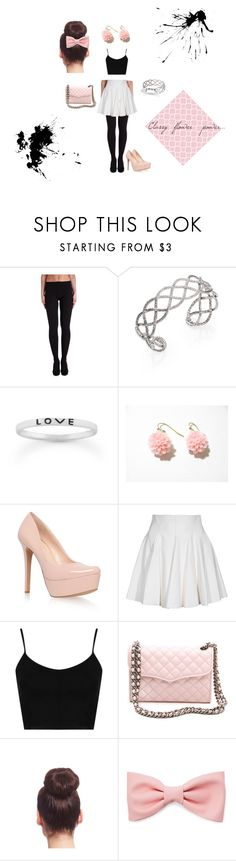 """""""Classy day out..."""" by tributee ❤ liked on Polyvore featuring Pieces, John Hardy, Itsy Bitsy, Jessica Simpson, Plein Sud, Topshop, Rebecca Minkoff, 2b bebe and Forever 21"""