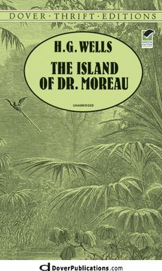 The Island of Dr. Moreau. So far I haven't seen anything with a similar premise to this book.