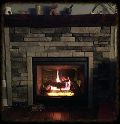 Winter warmth..