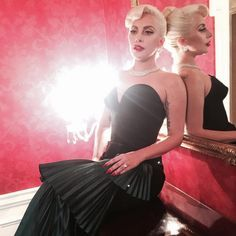Lady Gaga shared that her dream of being a famous musician soon became the root of her unhappiness.Singer-actress Lady Gaga revealed music turned her Lady Gaga, Jazz, Platinum Hair, Old Singers, Facial Recognition, People Laughing, Celebrity Makeup, Twitter, Business Women