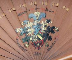 Ghibellinia Tübingen Fächer 1925 | eBay