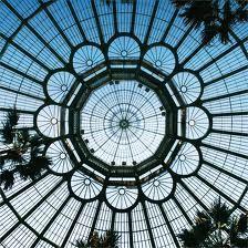 Bruxelles, Laeken Royal greenhouse