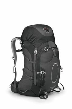Osprey Atmos 50 Backpack Graphite Grey Large 3234CI 53 Liters Hiking Back Pack | eBay