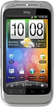 HTC Wildfire S - Excellent functionality