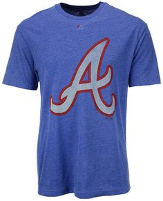 53b5cb7163f Majestic Men s Atlanta Braves Cooperstown T-Shirt Men - Sports Fan Shop By  Lids - Macy s