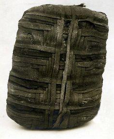Animal mummy bundle, containing shrews. 400B.C.–100A.D.