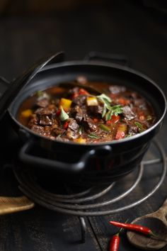 Spicy Beef Stew