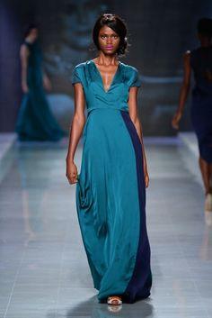 Tina Lobondi #MBFWAFRICA