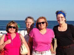 Paula, Eileen, Sue, Marilyn - Asbury Park Fall 2013