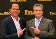 Marcus Lemonis (from The Profit) Interview. From Inc 5000 event 2014