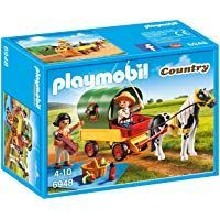 Playmobil Granja De Ponis Playmobilaufbewahrung Playmobil Play Mobile Pferdekutsche