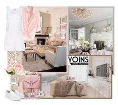 """""""Yoins.com - Contest!"""" by asia-12 ❤ liked on Polyvore featuring Home Decorators Collection, Urban Outfitters, Chanel, adidas, Hallhuber, Nixon and Kate Spade"""