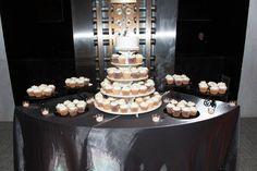 Cupcake tower! #yum