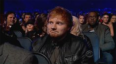 SO PROUD OF YOU ED!!!! 2 NOMINATIONS! (gif)
