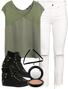 Emily Fields inspired outfit por liarsstyle usando short sleeve tops
