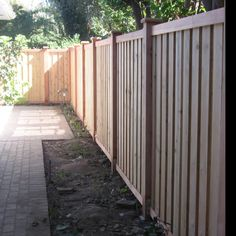 how to build a gate on a slope