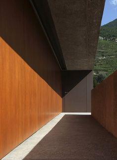 // Casa dmb by Act_romegialli. Photo: Filippo Simonetti  and Act Romegialli